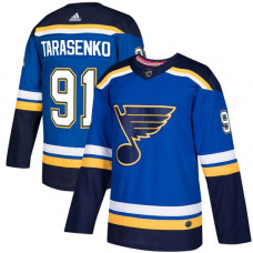 Youth Vladimir Tarasenko Authentic St. Louis Blues #91 Royal Blue Home Jersey