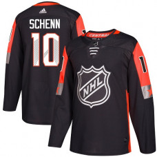 Youth Brayden Schenn Authentic St. Louis Blues #10 Black 2018 All-Star Central Division Jersey