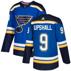 Youth Scottie Upshall Authentic St. Louis Blues #9 Royal Blue Home Jersey