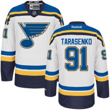 Vladimir Tarasenko St. Louis Blues Authentic Away White Jersey